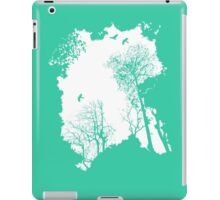 Forest Silhouette iPad Case/Skin