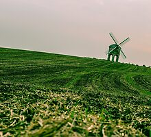 Mids - Chesterton Windmill by ncp-photography
