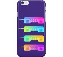 Hotline Calling Card Sticker Pack iPhone Case/Skin