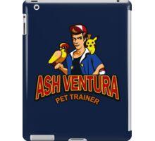 Ash Ventura iPad Case/Skin