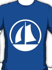 White Yacht T-Shirt