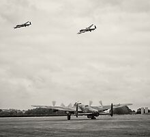 Avro Sisters reunite by jonathan1984