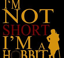 I'M NOT SHORT! by WiseOut