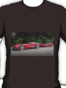Ferrari TRS & LaFerrari T-Shirt