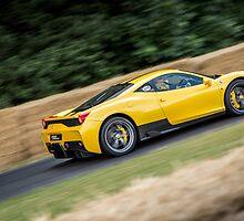 Ferrari 458 Speciale by RossJukesAuto
