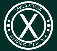 The Xavier School for Gifted Children - White by GradientPowell