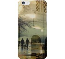 Walking the Dogs iPhone Case/Skin