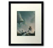 My storm bells Framed Print