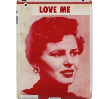 Love Me iPad Case/Skin