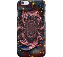 American Flags....Three iPhone Case/Skin