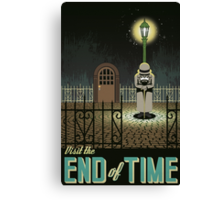 Chrono Trigger End of Time Canvas Print