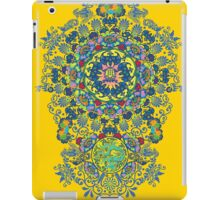 Yellow Porcelain iPad Case/Skin