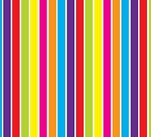 Multi Stripes by ArtfulDoodler