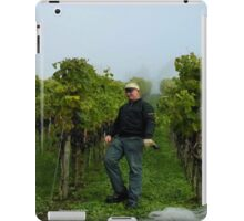 Swiss Vineyard iPad Case/Skin