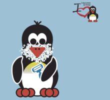 Domestic Penguin - Shave Kids Clothes