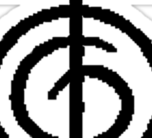 Magisterium Quincunx Symbol Sticker