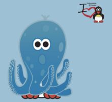 Domestic Penguin - Octopus! (Octopeng) Kids Clothes