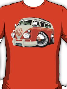 VW Type 2 bus T-Shirt