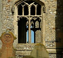 Window with no Glass. by Billlee