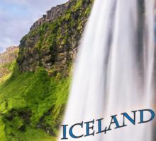 Icelandic Paradise Sticker
