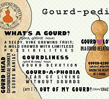 IDGS Gourd-pedia Note Cards-Design 1 by Subwaysign