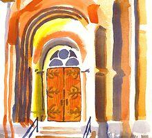 Entranceway by KipDeVore