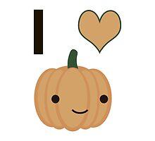 I heart Pumpkin by Eggtooth