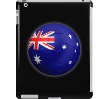 Australia - Australian Flag - Football or Soccer 2 iPad Case/Skin