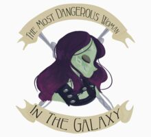 The Most Dangerous Woman in the Galaxy Kids Clothes