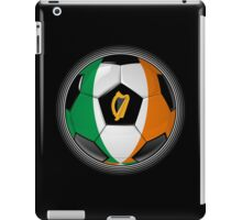 Ireland - Irish Flag - Football or Soccer iPad Case/Skin