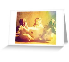 Angel Family V Greeting Card