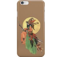 Autumn Witch iPhone Case/Skin
