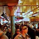the market by Savannah Regier