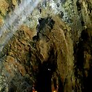 Temple cave, Marble Mountain, Danang by hans p olsen