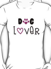 Dog Lover, Dogs T-Shirt