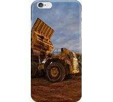 Sunset At Salt Creek  iPhone Case/Skin