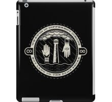Bioshock Infinite: We swim in differents oceans, but land on the same shore iPad Case/Skin