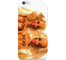 Bouffant Headbutt  iPhone Case/Skin