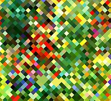 pieses flowers by alexandr-az