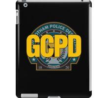 GCPD - Gotham Police iPad Case/Skin