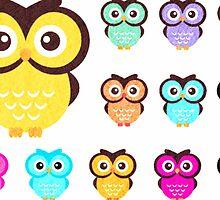 OWLS by inoursociety