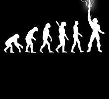 Evolution of power by Rustek