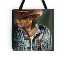 Just Another Cowboy Tote Bag