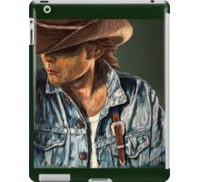 Just Another Cowboy iPad Case/Skin