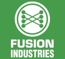 Fusion Industries - Back to the Future (White) Kids Clothes