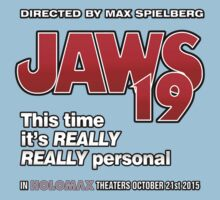 Jaws 19 - This time it's really really personal (Back to the Future) by Cinerama