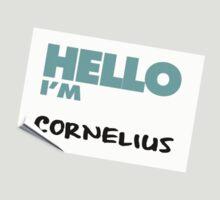 Hello, I'm Cornelius by Cinerama