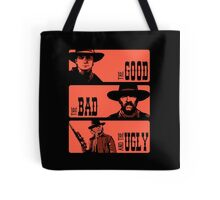 BTTF: The good, the bad and the ugly Tote Bag