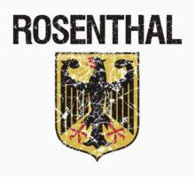 Rosenthal Surname German by surnames