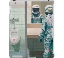 The Men's Room iPad Case/Skin